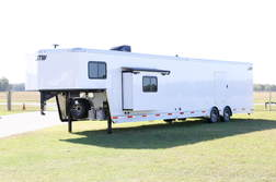 ON SALE !!2020 STW Enclosed Car Hauler with 14' Luxury