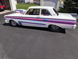 Tube chassi 1965 falcon post car
