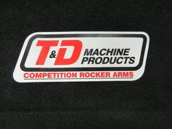 T&D SHAFT ROCKERS #3116