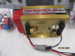 MSD 8 Plus ignition