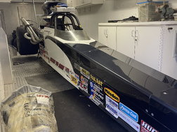 1997 Undercover Dragster, Featherlite Trailer, complete raci