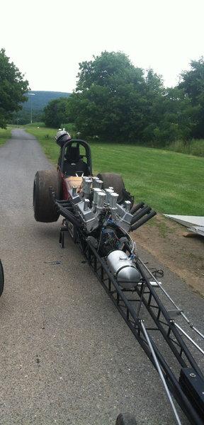 Twin Engine FED
