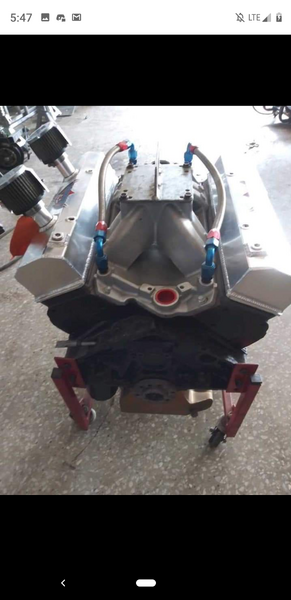 434 SBC Factory Stock Engine  for Sale $8,000