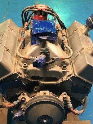 415 Creslap race engine