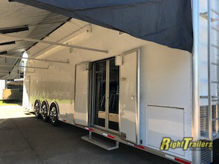 38' Performax Liftgate Stacker