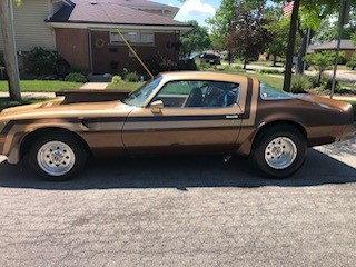 1977 Pontiac Firebird  for Sale $16,900