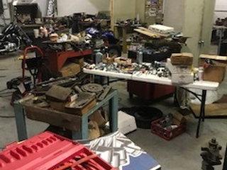 Machine Shop Contents  for Sale $12,000