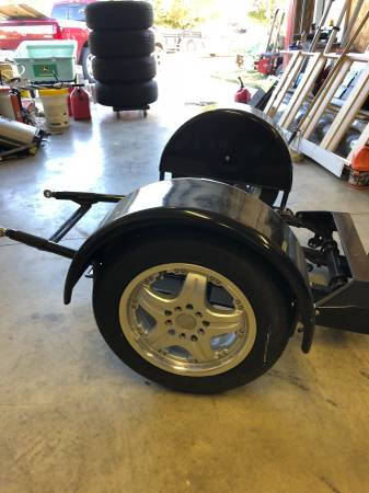Voyager Trike kit for Softail , complete  for Sale $2,400