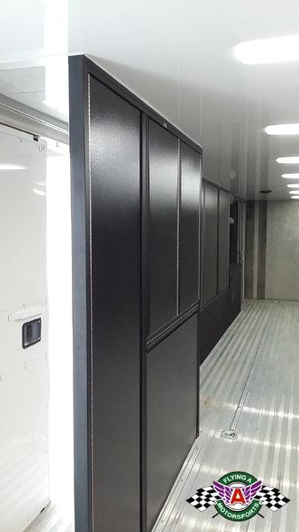 2017 38' Renegade Lift Gate Trailer