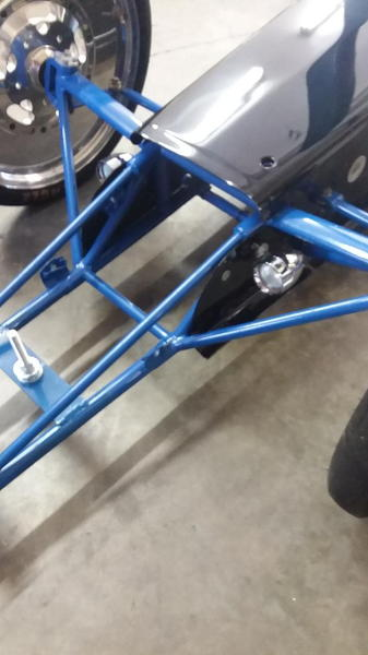 96 Horton hard tail  for Sale $7,000