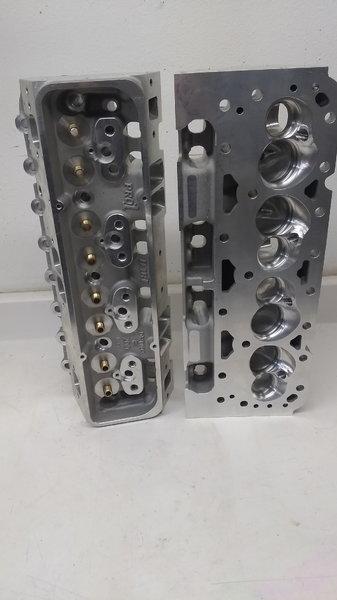 Dart Aluminum SBC Heads
