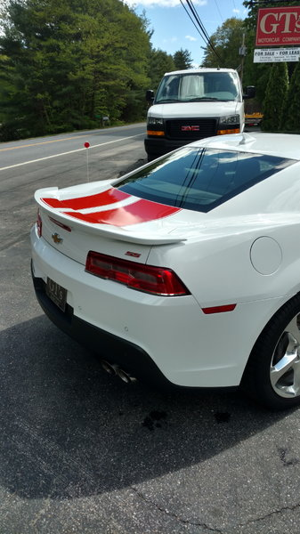 2014 Chevrolet Camaro  for Sale $28,000