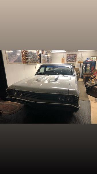 1967 Chevrolet El Camino  for Sale $17,900