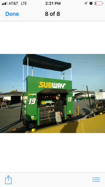 Pit box  for Sale $6,000