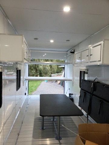 NEW 2019 32' Bumper Pull Living Quarters