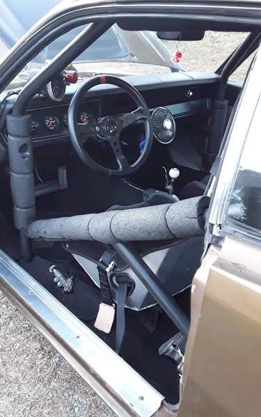1971 Dodge Demon Door Slammer
