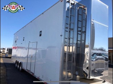 Used 2005 Performax 36' Stacker Trailer