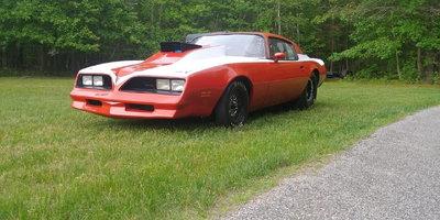1977 Firebird Complete Roller