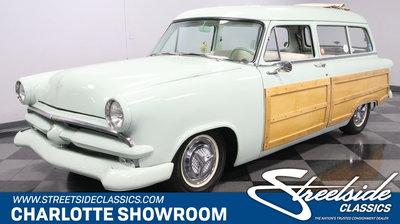 1953 Ford Crestline Woody Wagon