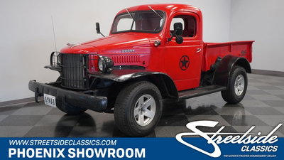 1941 Dodge Power Wagon 4x4