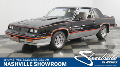 1983 Oldsmobile Cutlass Hurst/Olds