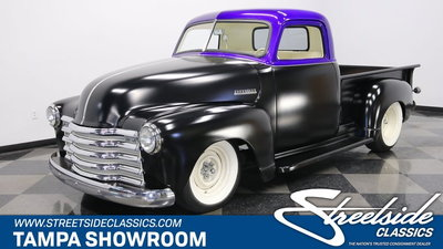 1950 Chevrolet 3100 Restomod