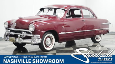 1951 Ford Custom Tudor Sedan