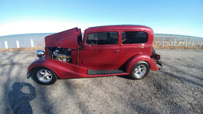 awesome steel 1934 chevrolet 2dr sweet chevy TRADES?