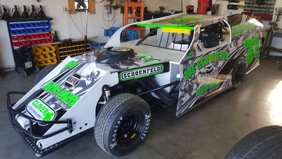 2017 Mad Man modified