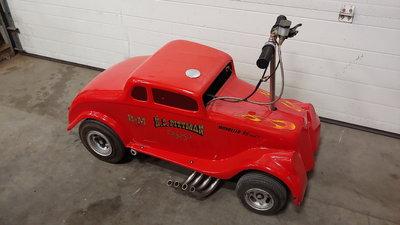 33 Willys Ride-on Mini Hot Rod