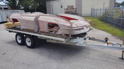 63 corvette roadster mold