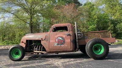 1949 Chevrolet Rat Rod Pickup Truck
