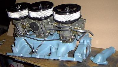 Tri Power - Pontiac