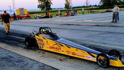 2009 American Junior Dragster