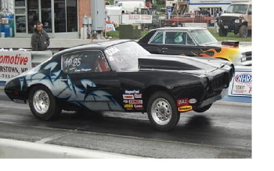 70 Firebird 4 link Rolling Chassis