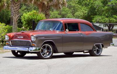 1955 Chevrolet 150 Resto-Mod / 400HP 5.7L 355-Roller V8