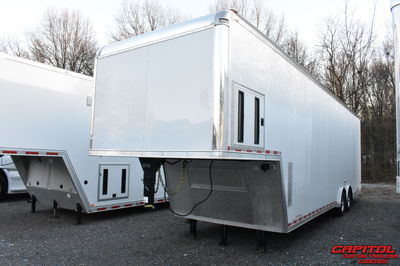 2020 UNITED SUPER HAULER 36' SPRINT CAR ECONOMY HAULER
