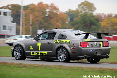2005 Mustang  AS/ST3