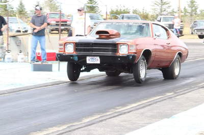 1971 Malibu Chevelle Drag Car
