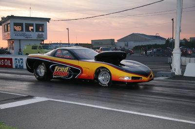 2004 C5 Roller Corvette