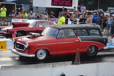 1960 Rambler Wagon Roller