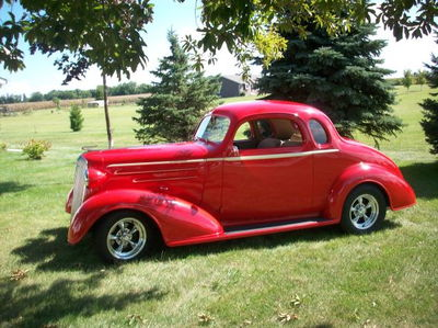 5 WIN. CHEVY COUPE