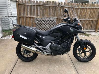 2015 Honda NC700X low miles 1300