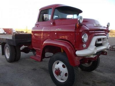1956 GMC NAPCO