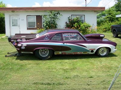1970 Nova Roller