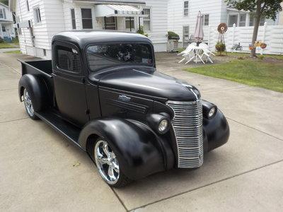 Custom 1938 Hot Rod Pickup