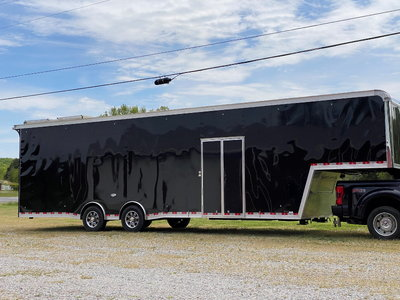 Perfect Late Model Trailer
