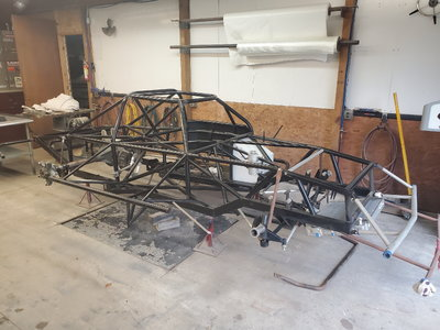 Benson oulaw chassis