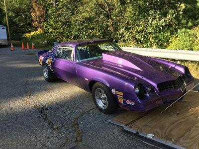 "79 camaro hood with 6"" scoop, hood only."