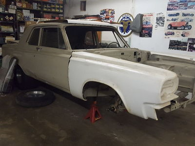 1965 Coronet Project Car